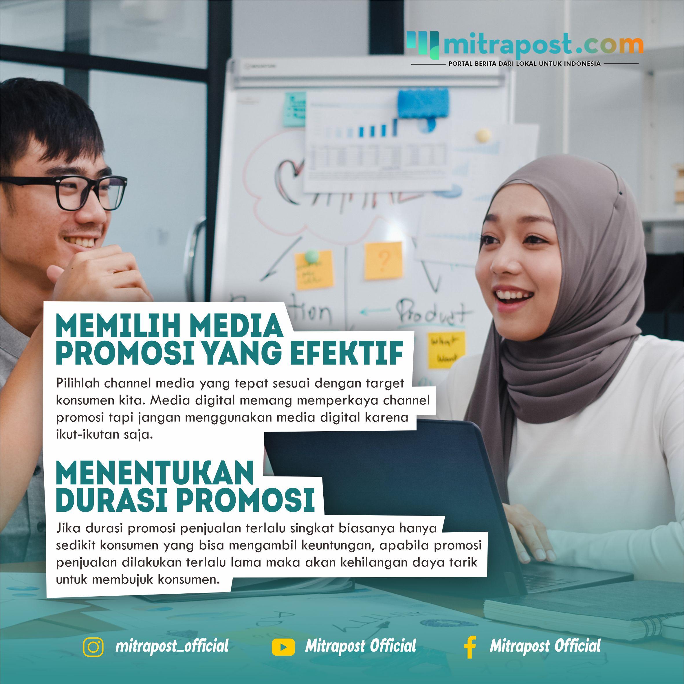 Tahapan Promosi Bisnis Yang Efektif