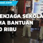 773 Penjaga Sekolah Di Pati Terima Bantuan Rp500 Ribu Dari Baznas 1 - Mitrapost.com