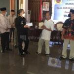 773 Penjaga Sekolah Di Pati Terima Bantuan Rp500 Ribu Dari Baznas - Mitrapost.com