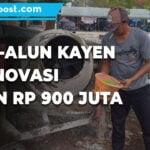 Alun Alun Kayen Direnovasi Telan Rp 900 Juta - Mitrapost.com