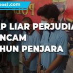 Balap Liar Dengan Perjudian Dua Pemuda Pati Terancam 10 Tahun Penjara - Mitrapost.com