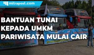 Bantuan Tunai Rp400 Ribu Kepada Umkm Pariwisata Di Pati Mulai Cair - Mitrapost.com
