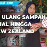 Barang Daur Ulang Sampah Dari Pati Terjual Hingga Ke New Zealand - Mitrapost.com