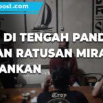 Buka Di Tengah Pandemi Pk Dan Ratusan Miras Diamankan - Mitrapost.com