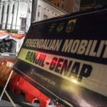 Banyak Warga Belum Mengetahui Kebijakan Ganjil Genap Telah Diterapkan Di Jakarta