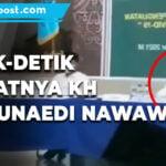 Detik Detik Wafatnya Kh Edi Junaedi Nawawi Saat Menghadiri Rapat Kerja Mui - Mitrapost.com