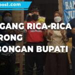 Diborong Bupati Pedagang Rica Rica Rendole Harap Dagangan Tambah Laris - Mitrapost.com
