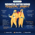 Indonesia Butuh Badan Pengendali Wabah?