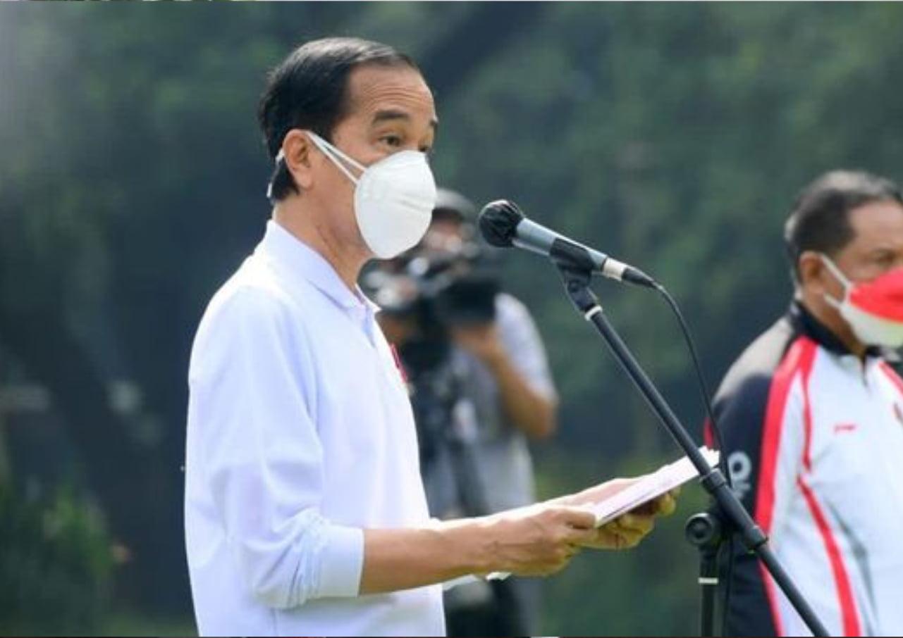 Jokowi Paralimpiade - Mitrapost.com