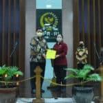 Ketua Dpr Terima Surat Pergantian Azis Syamsuddin Ke Lodewijk Sebagai Wakil Ketua Dpr - Mitrapost.com