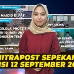 Mitrapost Sepekan Edisi 12 September - Mitrapost.com