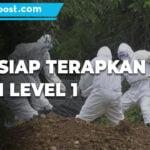 Pemakaman Jenazah Protokol Covid 19 Turun Pati Siap Terapkan Ppkm Level 1 - Mitrapost.com