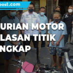 Pencurian Sepeda Motor Di Belasan Titik Terungkap 2 Pelaku Di Bawah Umur - Mitrapost.com