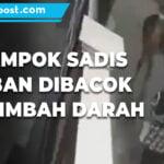 Perampok Sadis Beraksi Korban Seorang Wanita Dibacok Hingga Bersimbah Darah 1 - Mitrapost.com