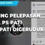 Posting Pelepasan Ahha Ps Pati Ig Bupati Digeruduk - Mitrapost.com
