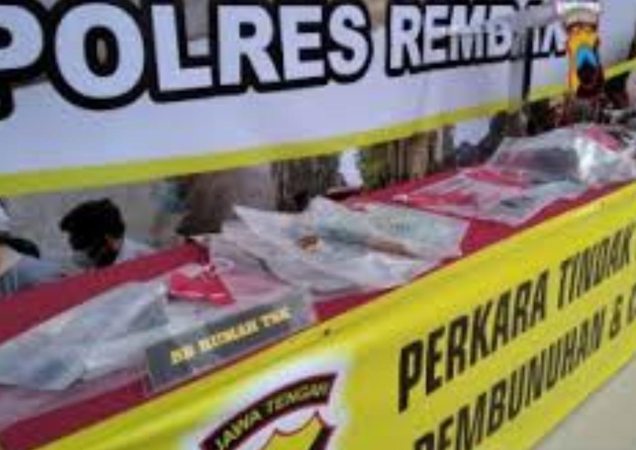 Pembunuhan Keluarga Di Rembang - Mitrapost.com