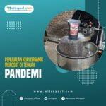 Penjualan Kopi Organik Merosot Di Tengah Pandemi