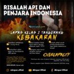 Risalah Api Dan Penjara Indonesia
