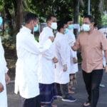 Sejumlah Rumah Sakit Di Semarang Tak Lagi Rawat Pasien Covid-19