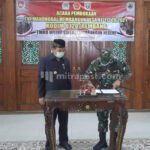 Tmmd Reg 112, Kodim Rembang Sasar Desa Trembes Kecamatan Gunem