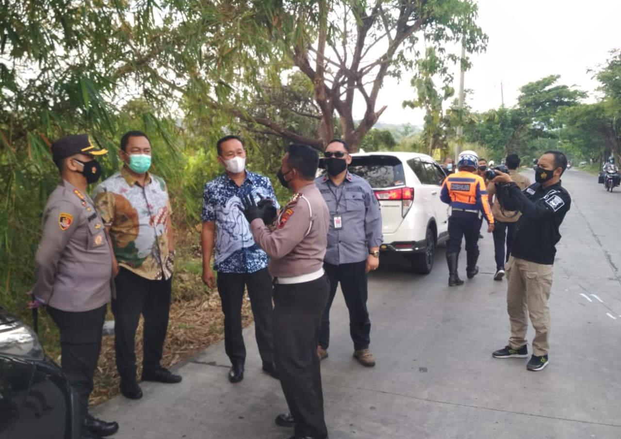 Rawan Kecelakaan, Dishub Semarang Akan Pasang Rambu Di Sigar Bencah
