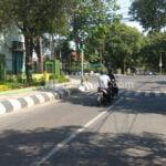 Pemkab Pati Membuka Semua Sekat Jalan, Operasi Yustisi Masih Dilakukan