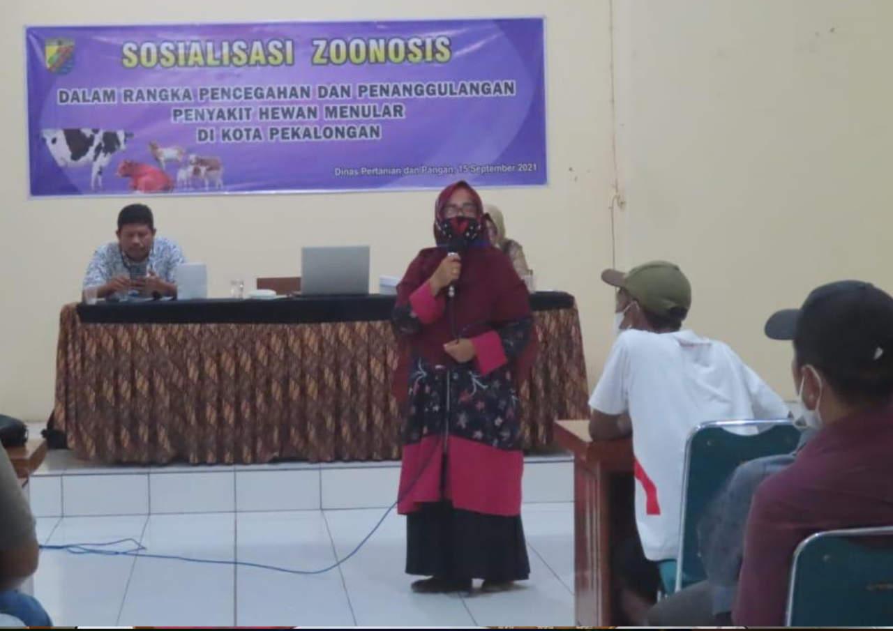 Masyarakat Perlu Waspadai Penularan Penyakit Zoonosis