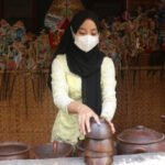 Wisata Dan Mengembangkan Kesenian Di Kampung Budaya Polowijen