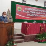 Pemkab Akan Perketat Pengawasan Orang Asing Di Grobogan