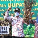 Potensi Andalan Kacang Ijo, Undaan Kudus Diharapkan Jadi Role Model Pertanian