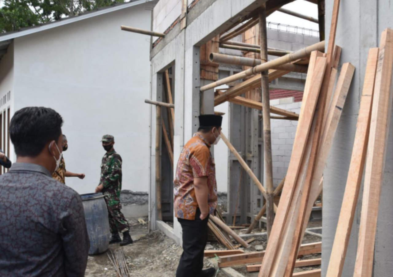 Pemprov Jateng Bangun Rumah Tahan Gempa Bagi Komunitas Pengrajin Gula