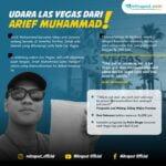 Udara Las Vegas Dari Arief Muhammad