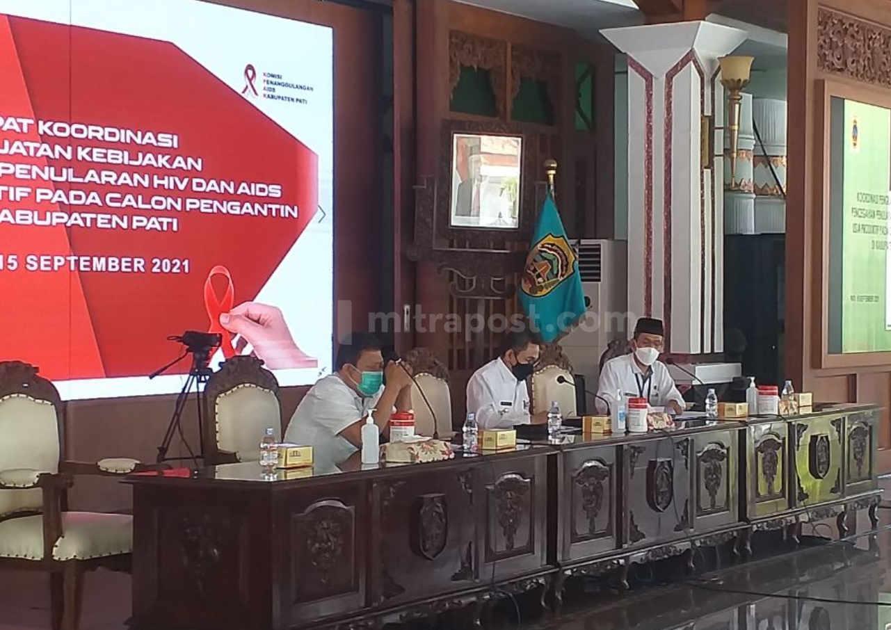 Dinkes Pati Temukan 166 Kasus Hiv Aids Selama 8 Bulan - Mitrapost.com