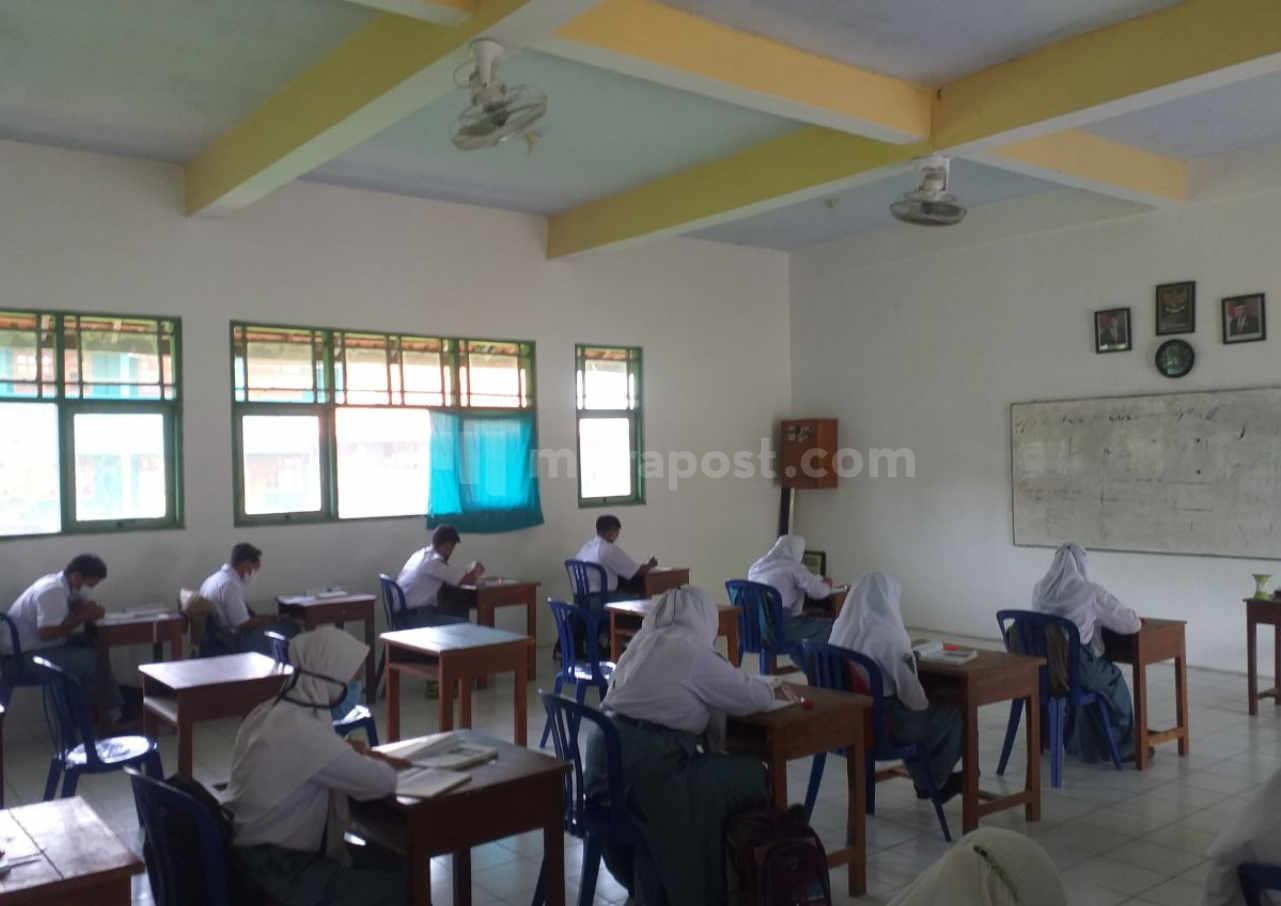 Disdikbud Pati Tambah Sekolah Yang Gelar Uji Coba Ptm - Mitrapost.com