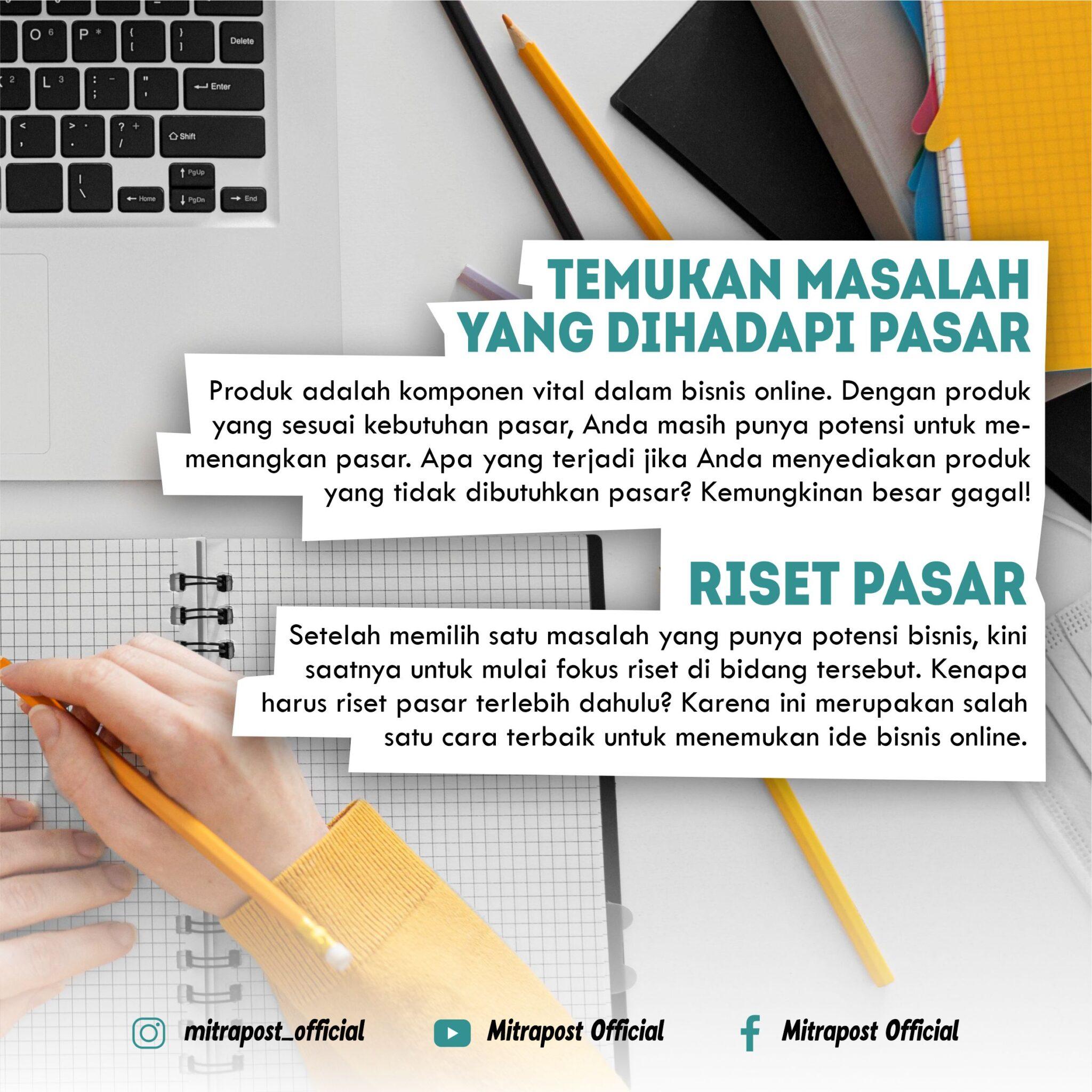 Cara Bisnis Online Dari Nol Untuk Pemula