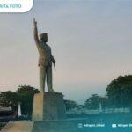 Patung Bung Karno Di Polder Tawang Diresmikan, Jadi Ikon Baru Semarang