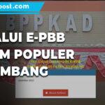 Bayar Pajak Bumi Online Melalui E Pbb Belum Populer Di Rembang - Mitrapost.com
