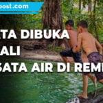 Belum Dapat Izin Pemkab Rembang Terus Pantau Operasional 5 Wisata Air - Mitrapost.com