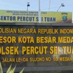 Buntut Pedagang Dipukul Preman Jadi Tersangka, Kapolsek Persit Sei Tuan Dicopot