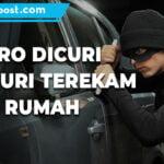 Detik Detik Pencurian Mobil Mitsubishi Pajero Terekam Kamera Cctv Di Bekasi - Mitrapost.com