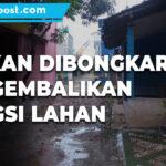 Dpupr Pati Pembongkaran Li Tak Bisa Serta Merta - Mitrapost.com