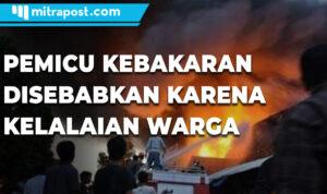 Hingga Oktober 2021 Terjadi 42 Peristiwa Kebakaran Di Rembang - Mitrapost.com