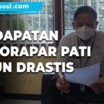 Imbas Covid 19 Pendapatan Dinporapar Pati Terjun Bebas - Mitrapost.com
