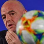 Israel Dan Palestina Digadang-Gadang Jadi Tuan Rumah Piala Dunia Selanjutnya