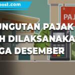 Jatuh Tempo Realisasi Perolehan Pbb Pati Capai 984 Persen - Mitrapost.com