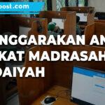 Kemenag Pati Akan Menyelenggarakan Anbk Tingkat Madrasah Ibtidaiyah Selama 11 Hari - Mitrapost.com