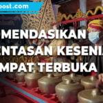 Masuk Level 3 Rembang Izinkan Pentas Kesenian Dengan Prokes Ketat - Mitrapost.com