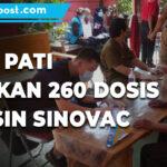 Pdip Kabupaten Pati Vaksin 260 Warga Desa Panjunan - Mitrapost.com
