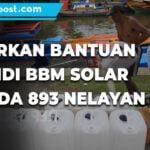 Pemkab Pati Salurkan Subsidi Bbm Kepada 893 Nelayan Kecil - Mitrapost.com