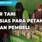 Petani Antusias Dengan Adanya Kegiatan Pasar Tani Di Kabupaten Rembang - Mitrapost.com